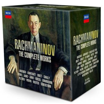 Rachmaninov | The Complete Works (32CD)