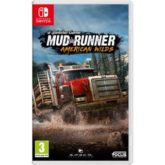 Spintires: Mudrunner American Wilds Edition - Nintendo Switch