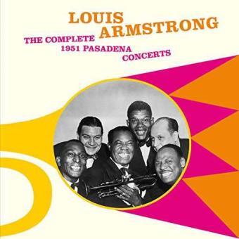 Complete 1951 Pasadena Concerts (2CD)