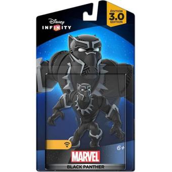 Disney Infinity 3.0 Marvel - Figura Black Panther