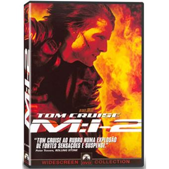 Missão Impossível 2 - DVD