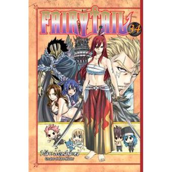 Fairy Tail - Book 34