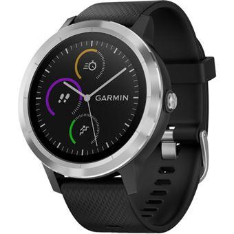 Relógio Desporto Garmin vívoactive 3 - Preto | Prata