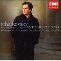 TCHAIKOVSKY-SYMPHONIES 4-6 (2CD)(IM
