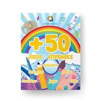 Livro + 50 Jogos e Atividades