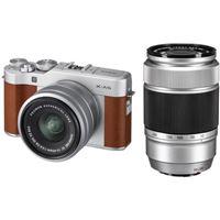 Fujifilm X-A5 + XC 15-45mm f/3.5-5.6 OIS PZ + XC 50-230mm F/4.5-6.7 OIS II - Castanho