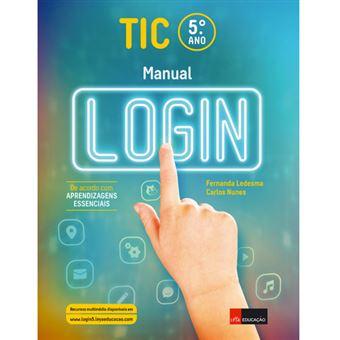 TIC Login - 5º Ano