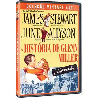 A História de Glenn Miller - DVD