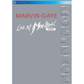Marvin Gaye: Live At Montreux 1980 (EV Classics)