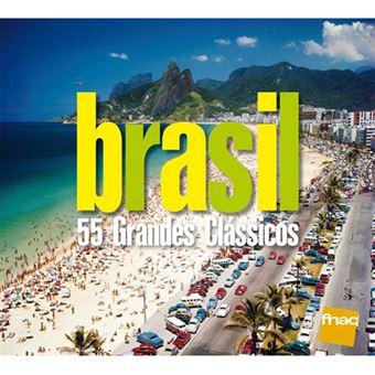 Brasil: 55 Grandes Clássicos - 2CD