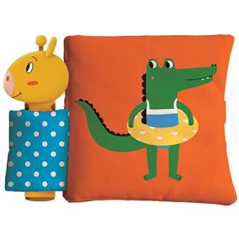 Crocodilo e Girafa