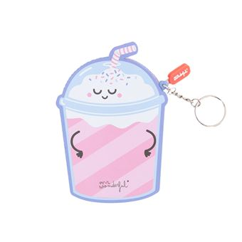 Porta-chaves Mr. Wonderful - Milkshakeshaped Purse