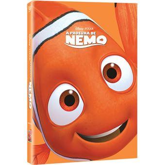 À Procura de Nemo - Edição Clássicos Disney - Blu-ray