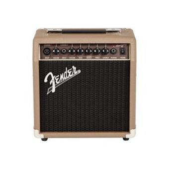 Combo - Acoustasonic 15W Fender