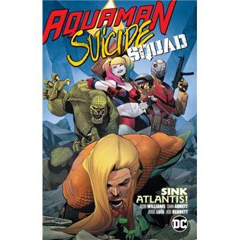 Aquaman/suicide squad: sink atlanti
