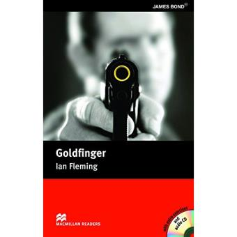 Macmillan Readers: Intermediate - Goldfinger