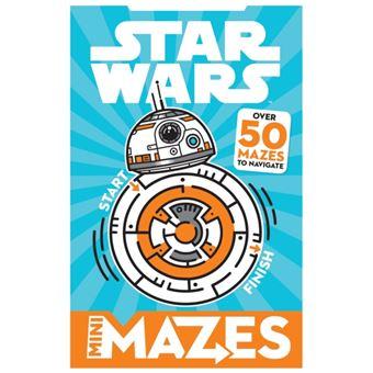 Star wars mini mazes