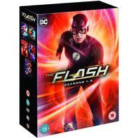 The Flash - Season 1-5 - 27DVD Importação