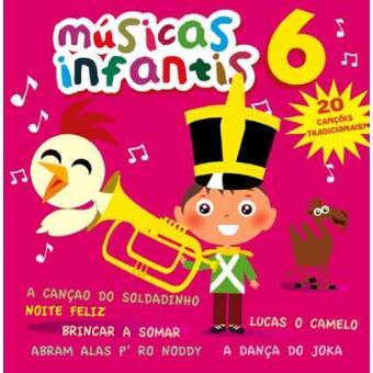 Músicas Infantis Vol.6