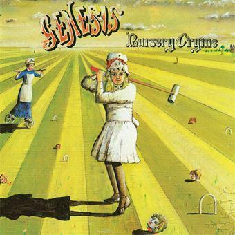 Nursery Cryme - LP 12''