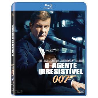 007 - Agente Irresístivel - Blu-ray
