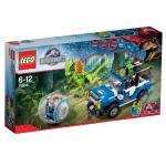 Emboscada a Dilofossauro (LEGO Jurassic World 75916)