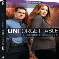 Unforgettable Complete Series (Seasons 1 - 4) (18DVD)