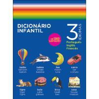 Dicionário Infantil dos Três Idiomas