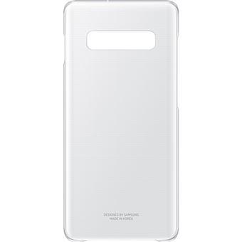 Capa Samsung Clear para Galaxy S10+ - Transparente