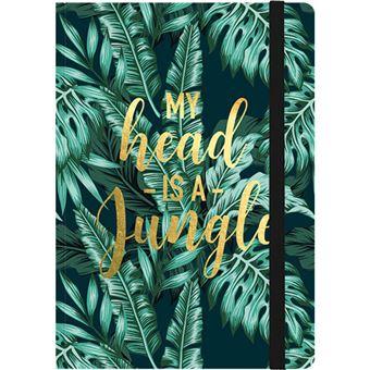 Caderno de Notas Legami Grande - Jungle