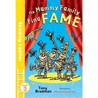 Mummy family find fame