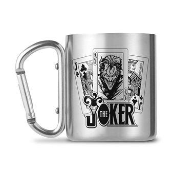 Caneca com Mosquetão The Joker