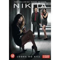 Nikita - 3ª Temporada