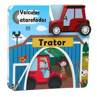 Veículos Atarefados - Trator