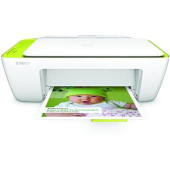 HP Deskjet 2132 All-in-One (Branco/Verde)