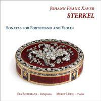 Sterkel: Sonatas For Fortepiano & Violin - CD