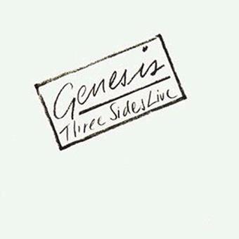 Genesis: Three Sides Live (2CD)