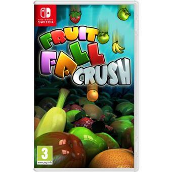 FruitFall Crush - Nintendo Switch