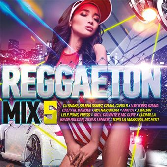 Reggaeton Mix 5 - CD