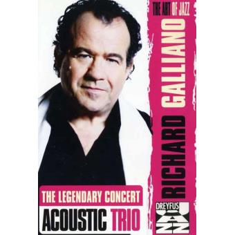Richard Galliano: Acoustic Trio - Live In Marciac