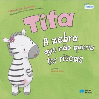 Tita, a Zebra que não Queria ter Riscas