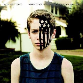American Beauty/ American Psycho (Blue Vinyl)