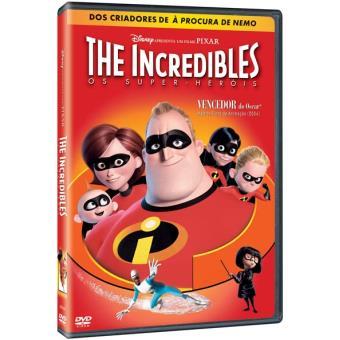 The Incredibles - Os Super-Heróis - Edição Especial