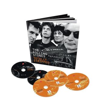 Totally Stripped (Super Deluxe Edition 4BD+CD)