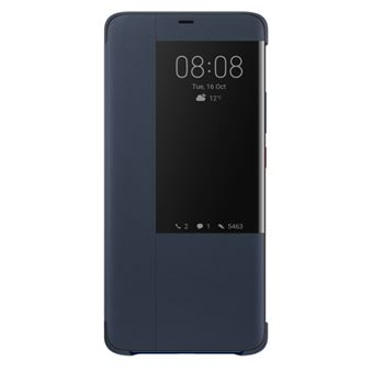 Capa Huawei Flip para Mate20 Pro - Azul