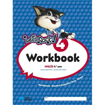 Let's Rock! 4 Inglês 4º Ano - Workbook/Picture Dictionary