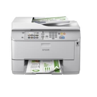 Epson WorkForce Pro WF-5620DWF 4800 x 1200DPI Jato de tinta A4 34ppm Wi-Fi Branco multifunções