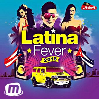 Latina Fever 2018 - 4CD