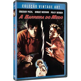 A Barreira do Medo - DVD