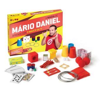 Magia Mário Daniel (Natal) com CD
